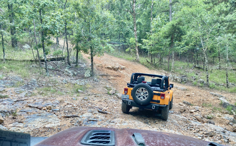 Day 24 – Hot Springs Off RoadPark