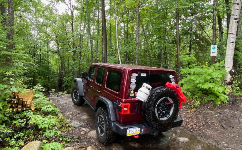 Jericho Mountain OHV Trail(NH)