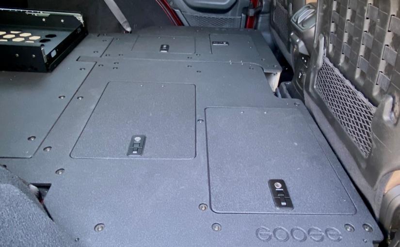 Goose Gear Platform